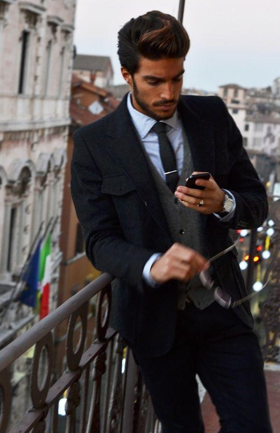 man, dating app